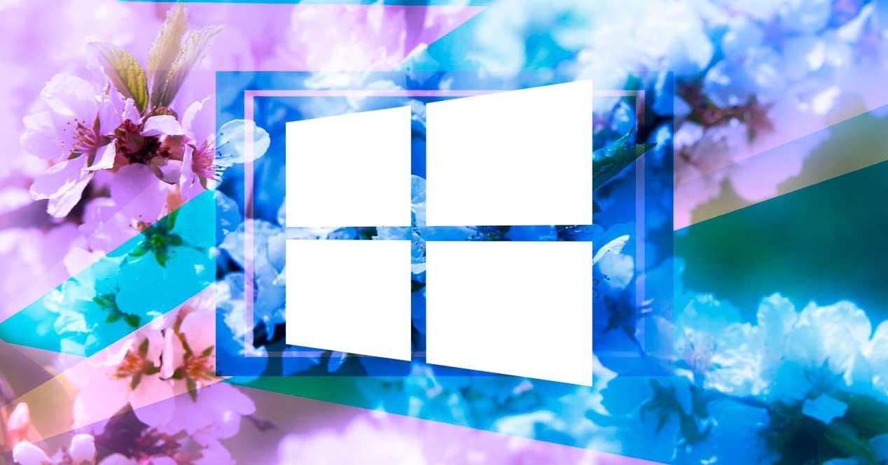 Windows primavera