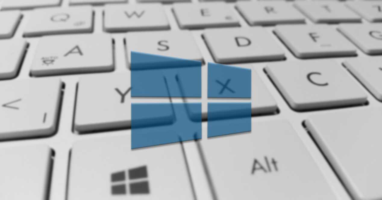 Clave Windows teclado