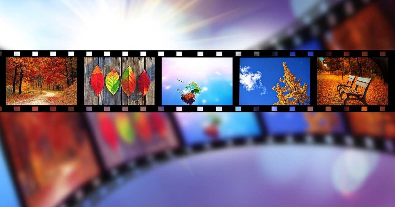 Convertir archivos de vídeos