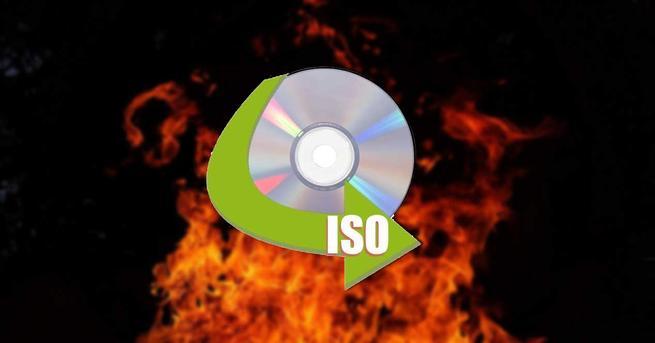 Convertir ISO con AnyToISO Converter