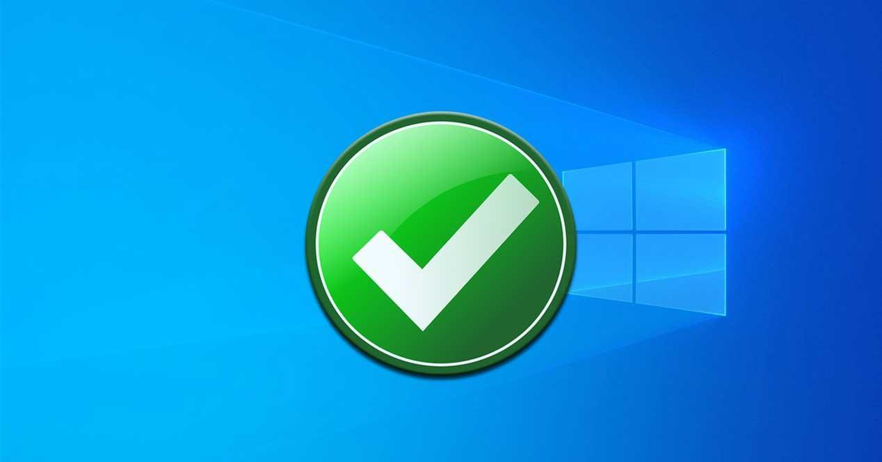 Corregir fallos Windows 10