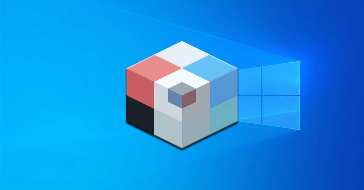 Interfaz Windows 10