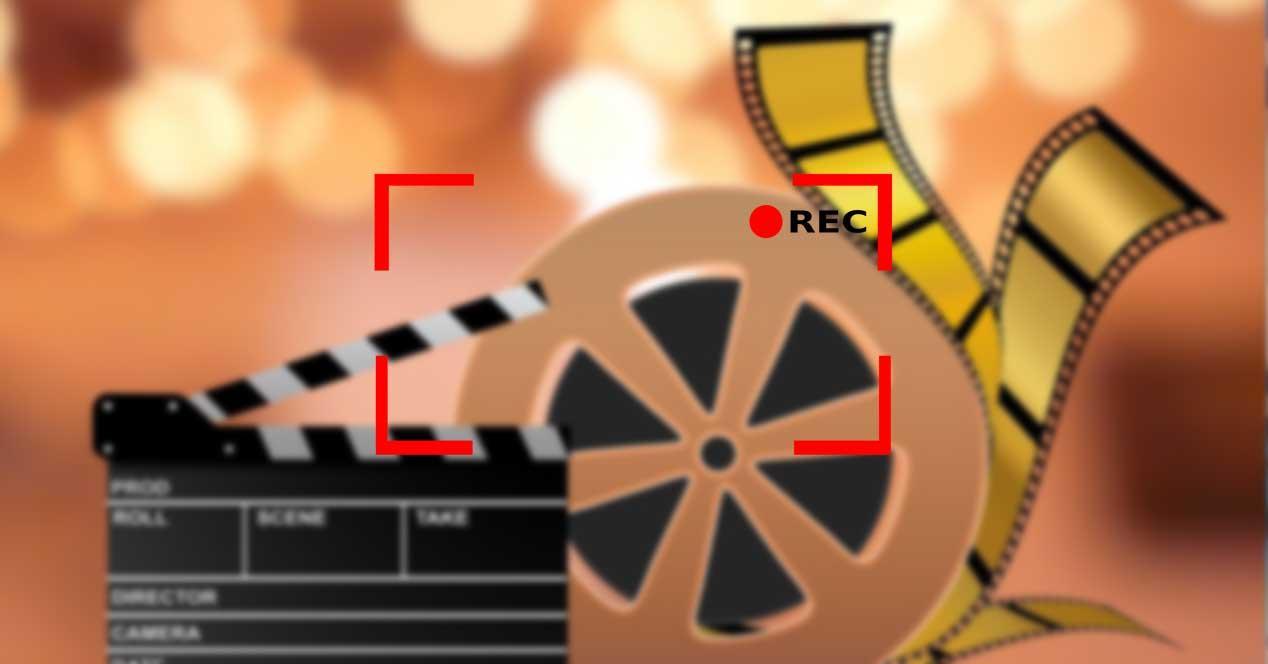 Grabar vídeos con Video Thumbnails Maker