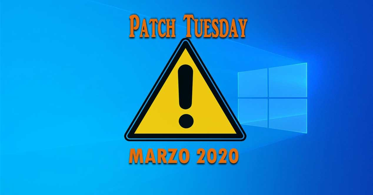 Patch tuesday marzo