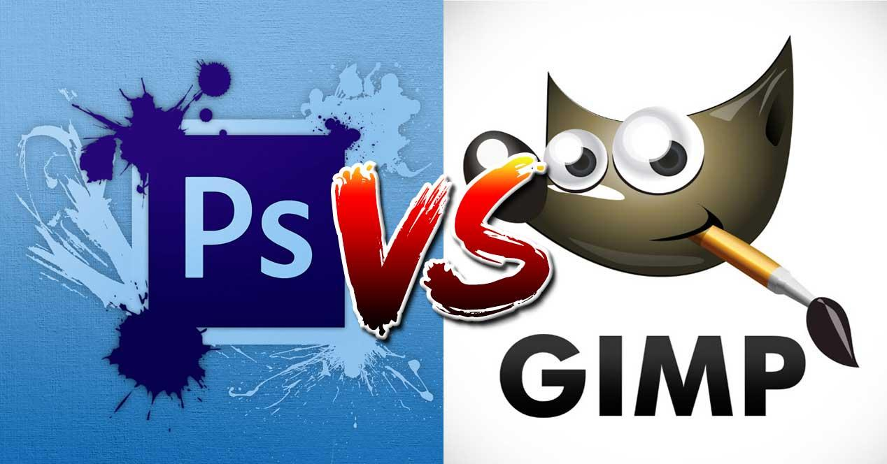 Photoshop vs GIMP