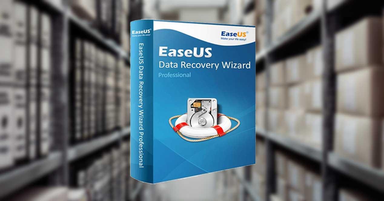 Recuperar archivos con EraseUS Data Recovery Wizard