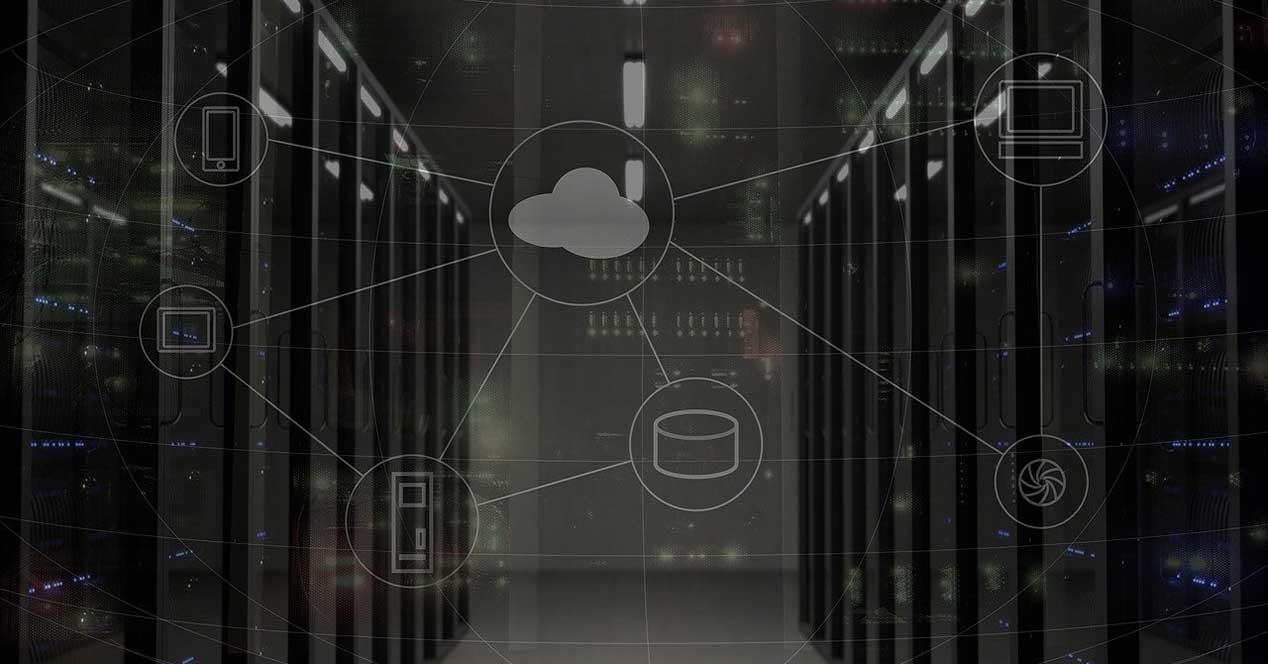 servidores para transferencia de archivos