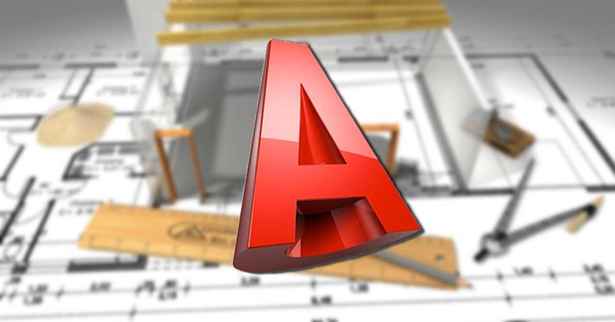 AutoCAD programa para arquitectura