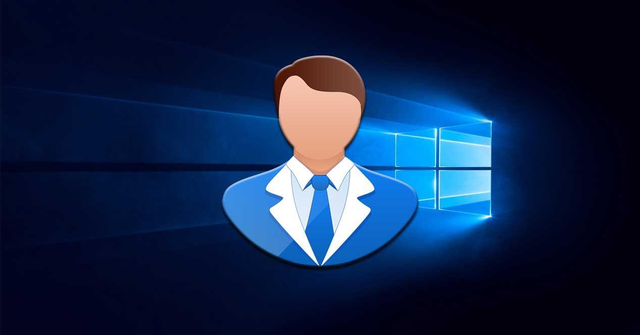 Cuenta de usuario en Windows