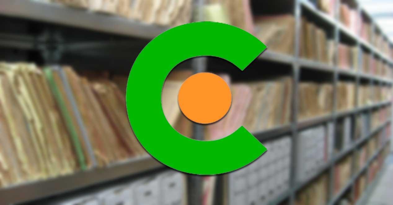 Explorer Commander programa para administrar archivos
