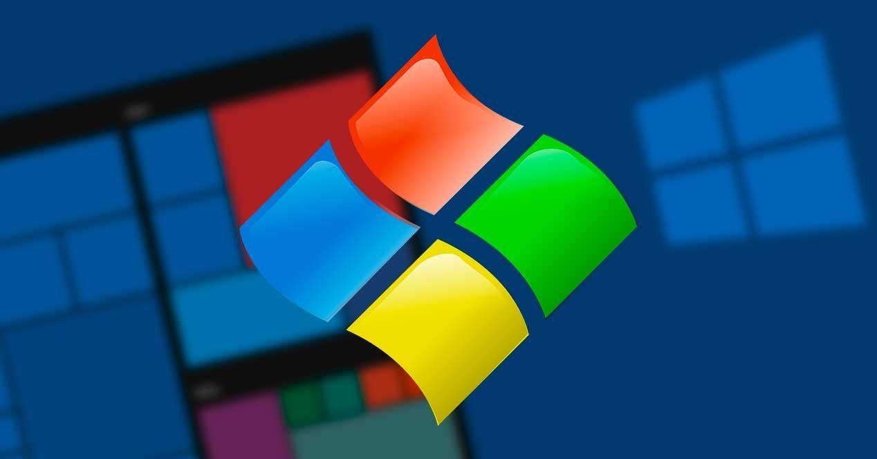 Insider Windows 10 logo colores