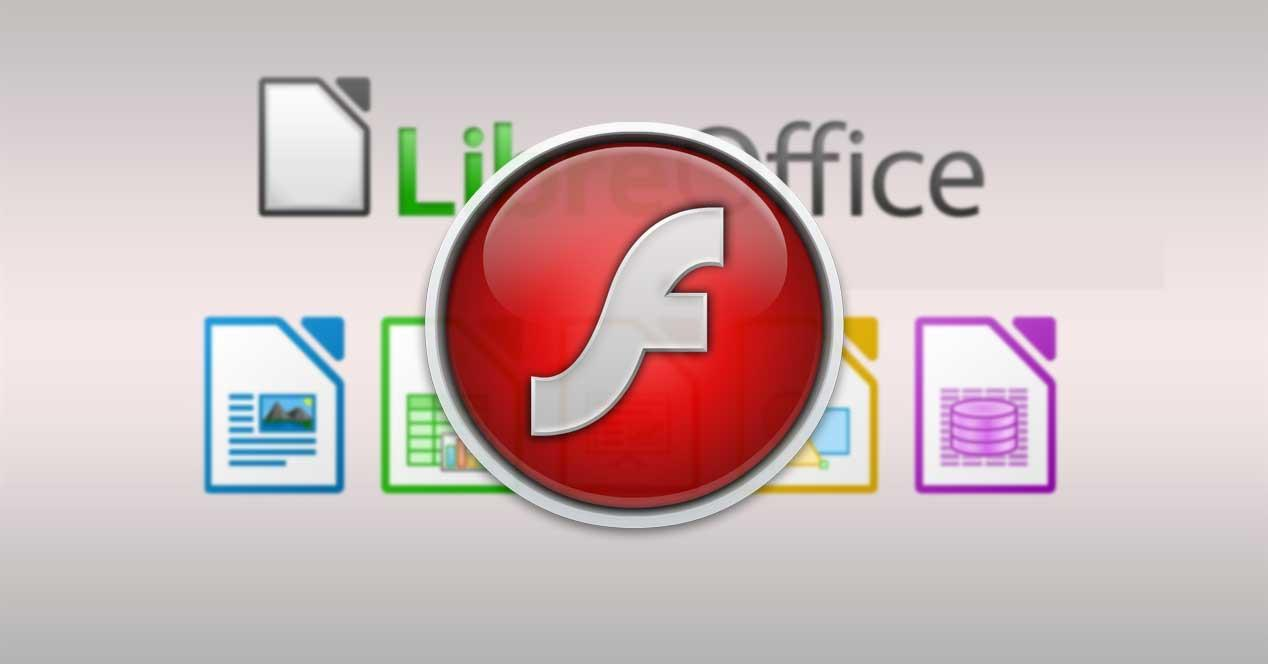LibreOffice Flash