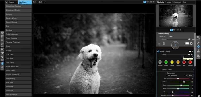 ON1 Effects plugin para Photoshop