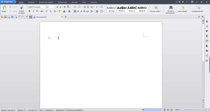 WPS Office Word Processor