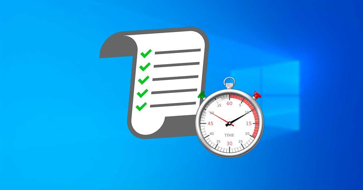 Productividad Windows 10