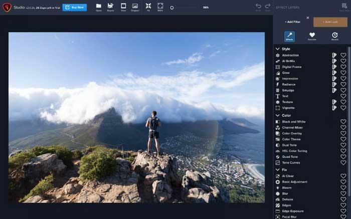 Topaz Studio 2 plugin para Photoshop