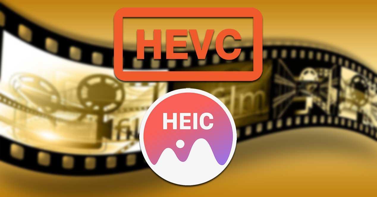 Ver archivos HEIC y HEVC en Windows 10