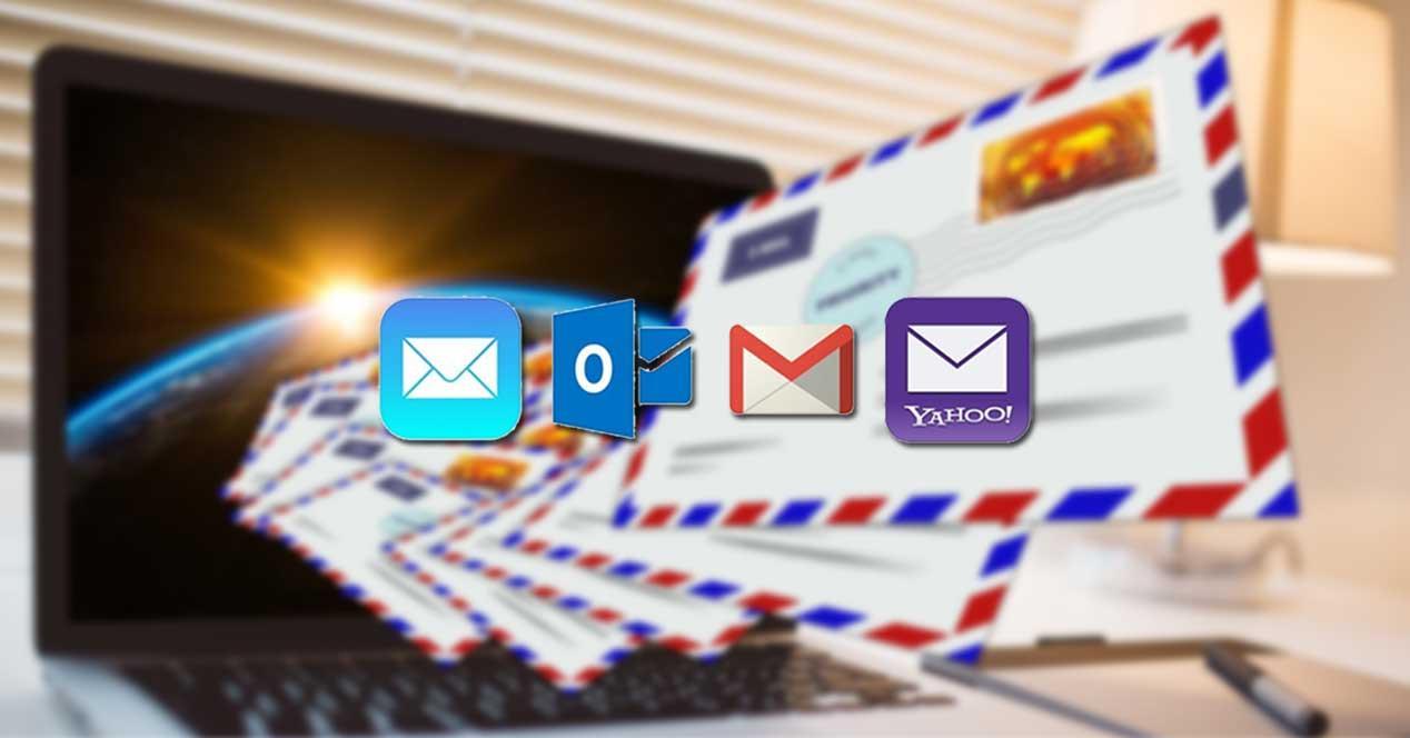 mejores clientes de correo sencillos