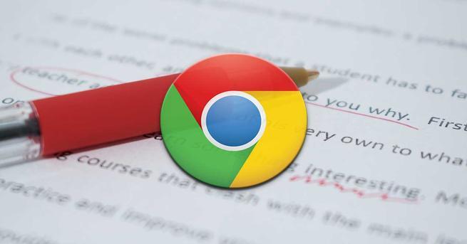 Ortografía Chrome