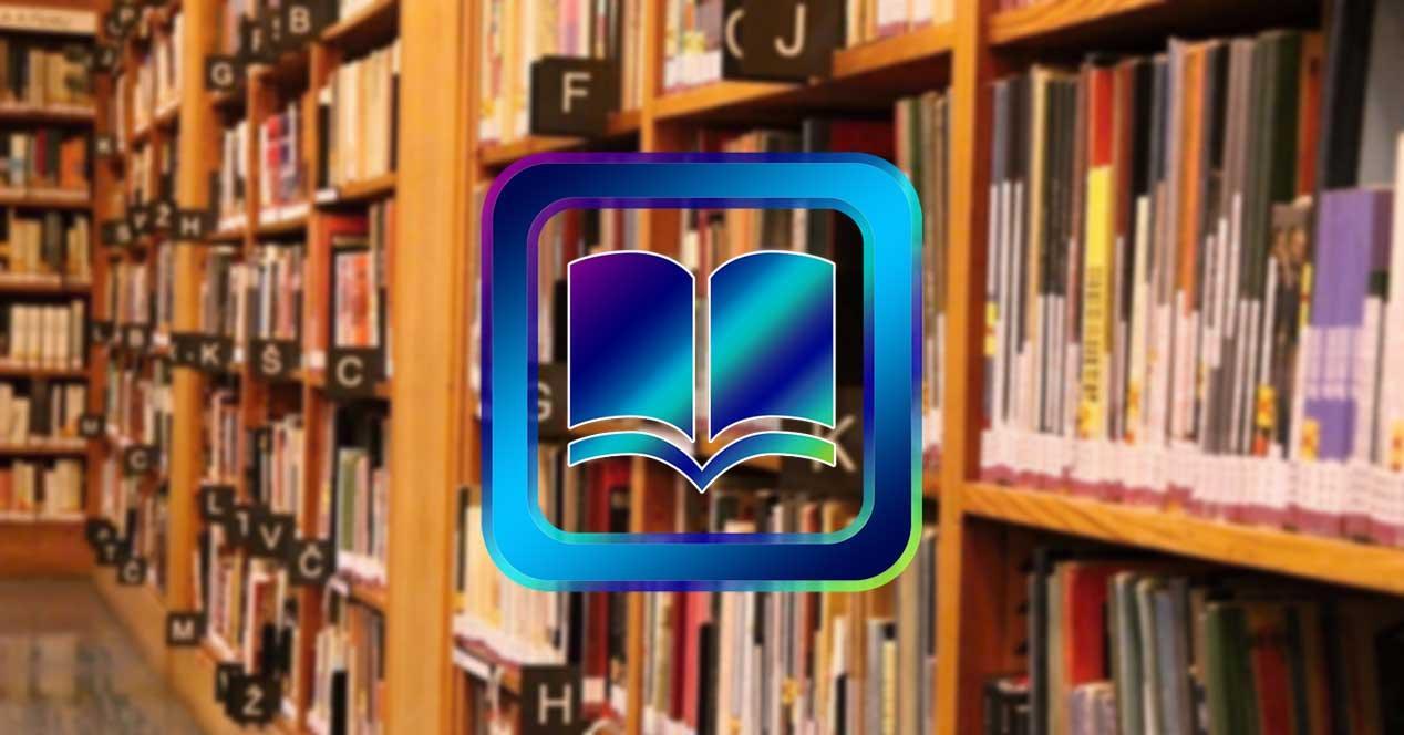 Gestionar ebooks
