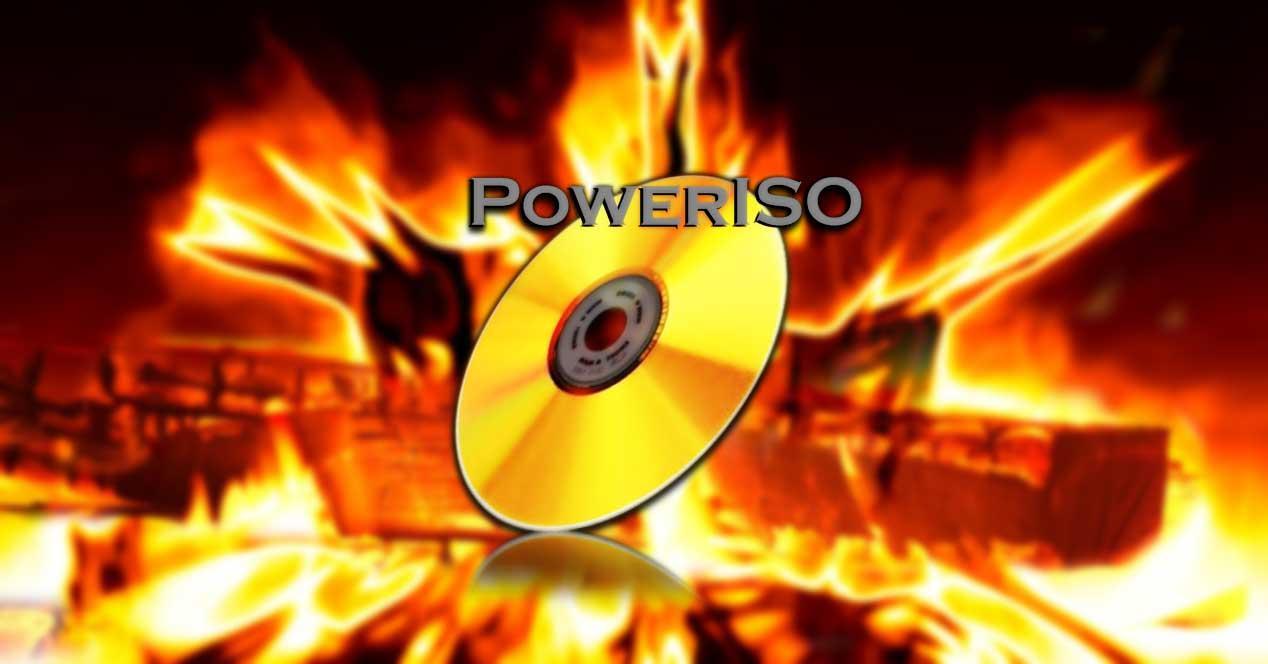 Grabador PowerISO