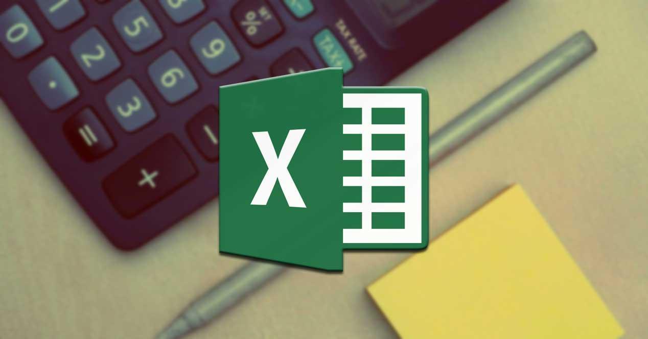 Hojas de cálculo Excel tamaño