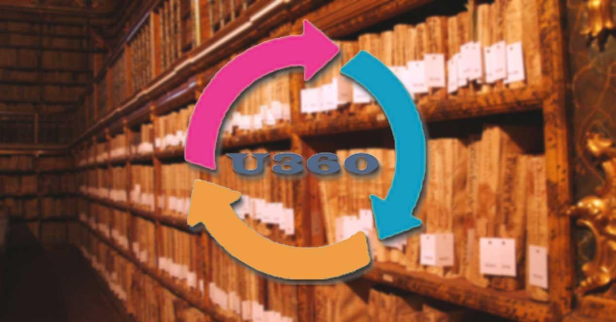Undelete 360 recuperar archivos