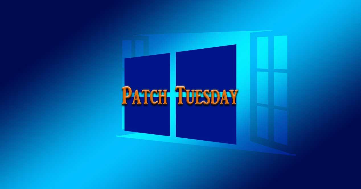 Patch tuesday Windows