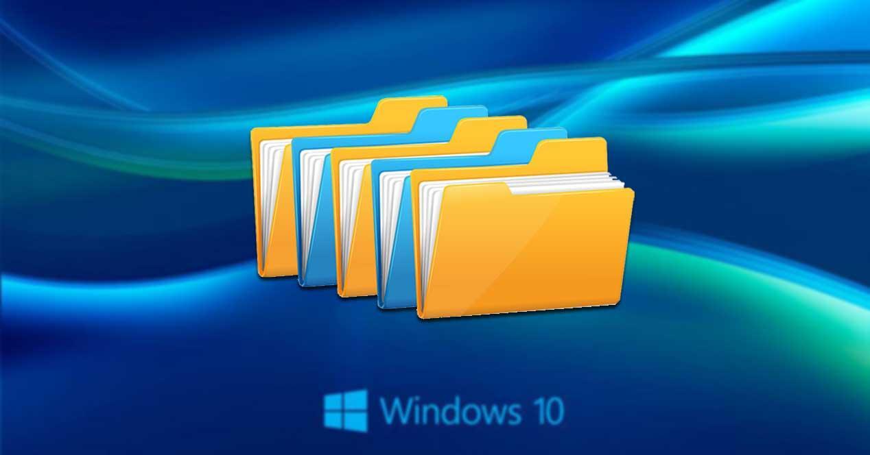 Abre de nuevo las carpetas abiertas al apagar Windows 10