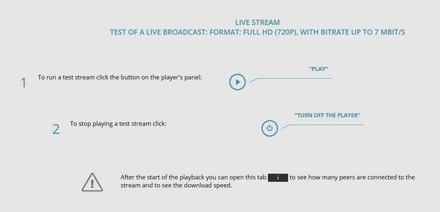 Ace stream web