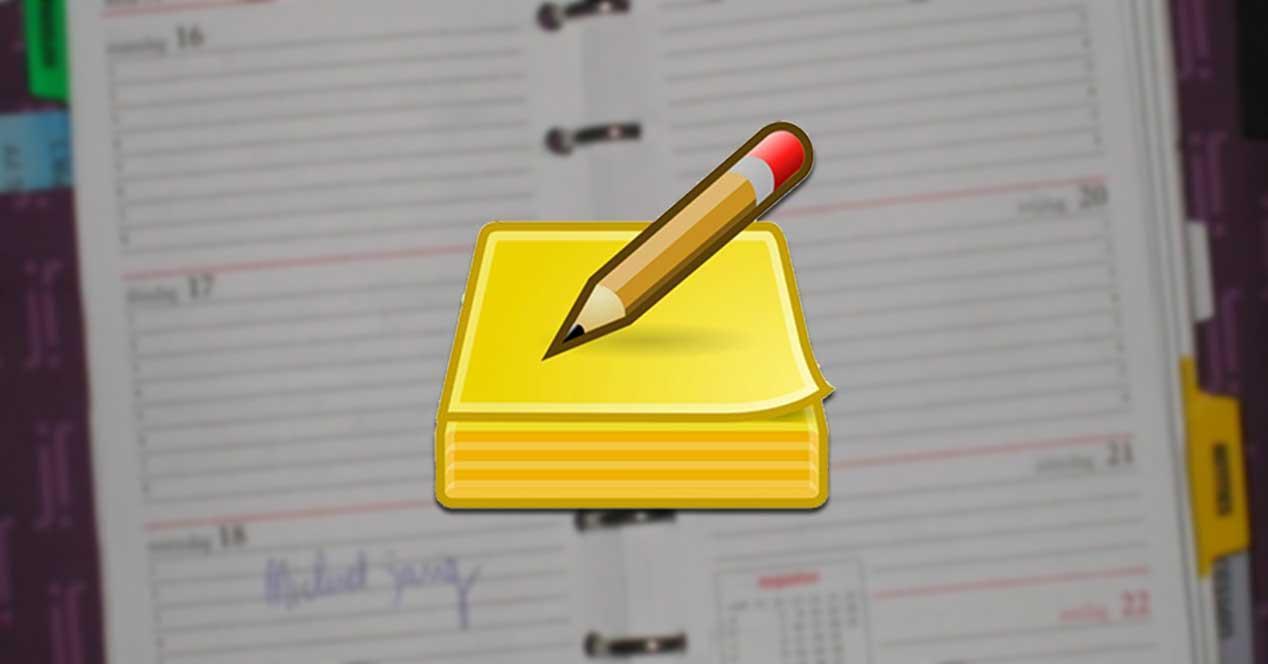 Alternativas a Evernote para escribir y gestionar notas