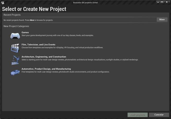 Wizard Create Game Unreal Engine - 1