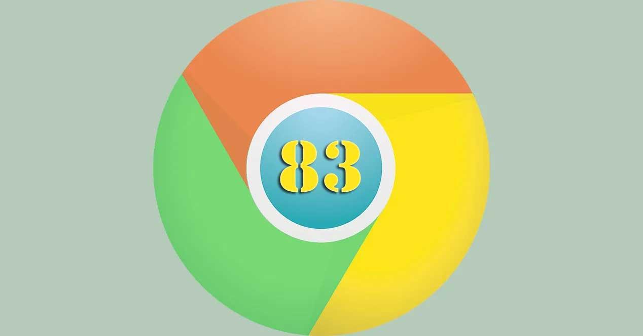 Chrome 83