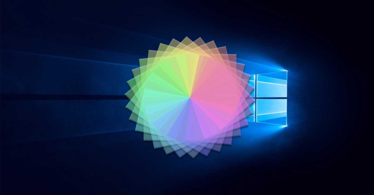 Colores Windows