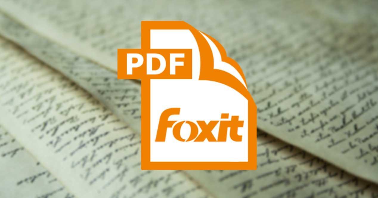 Foxit Reader, lector de PDF