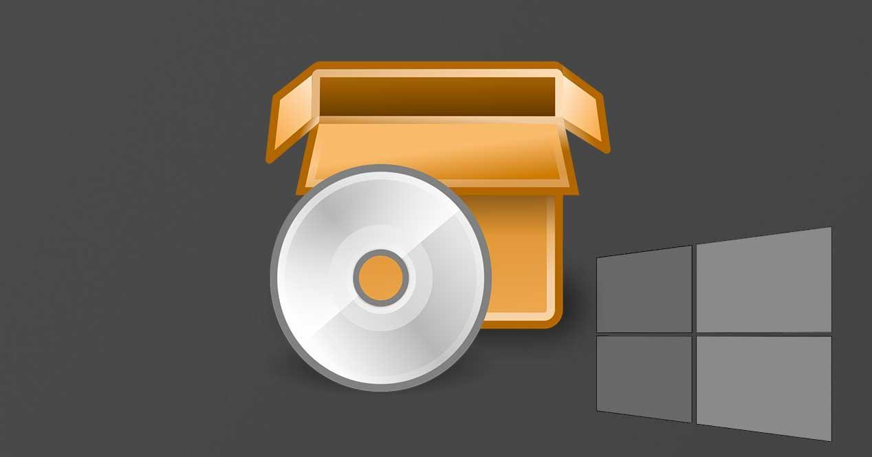 Gestor paquetes Windows Winget