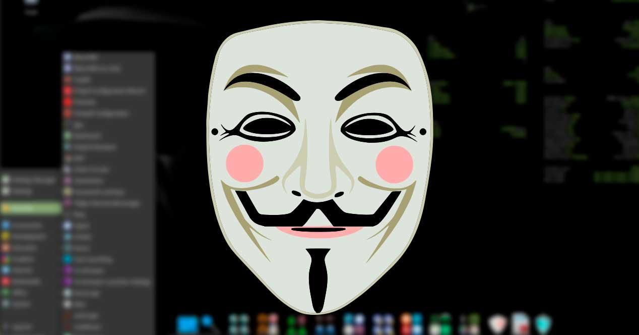 Kodachi Anonimato