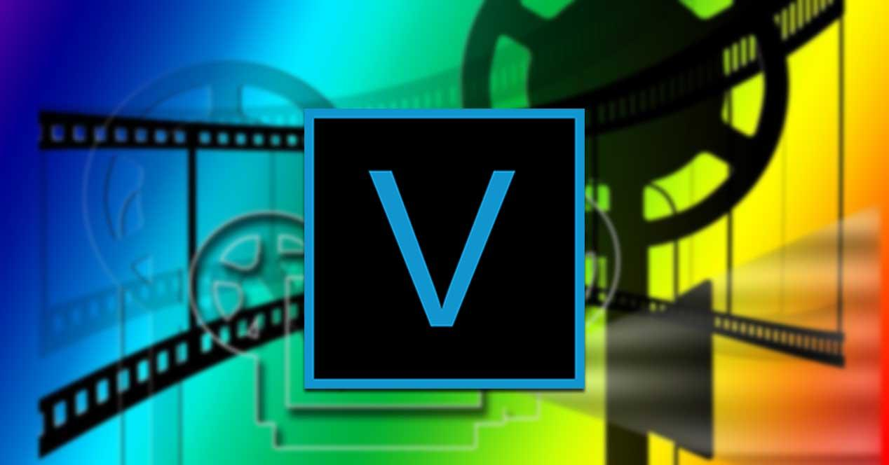 Magix Vegas Pro edición de vídeo
