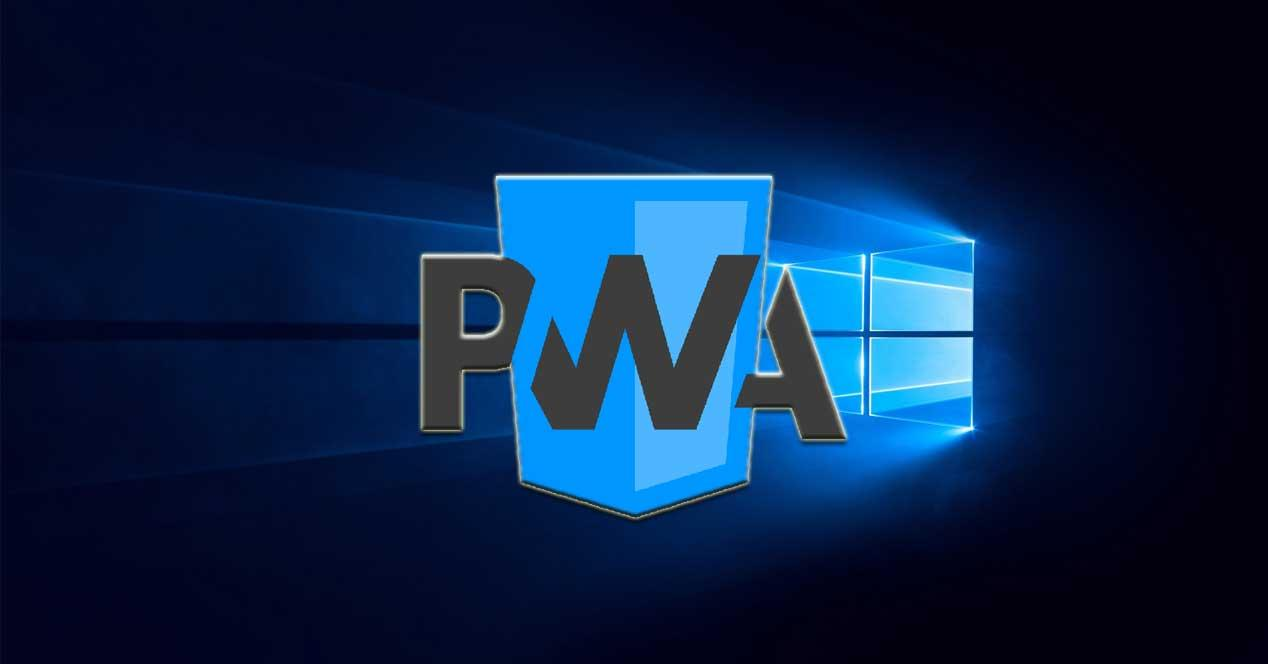 PWA en Windows 10
