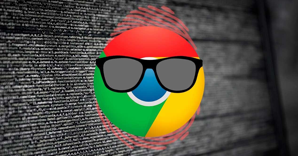 Privacidad Chrome