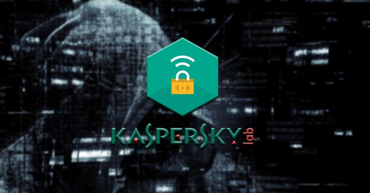 Seguridad protección Kaspersky