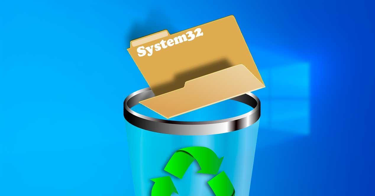 System32 Papelera