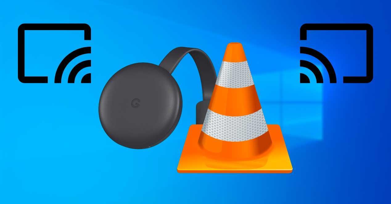 VLC Chromecast