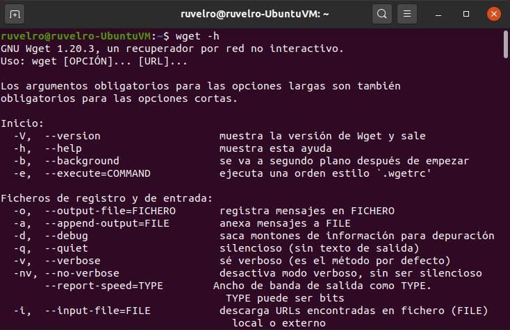 Wget Ubuntu