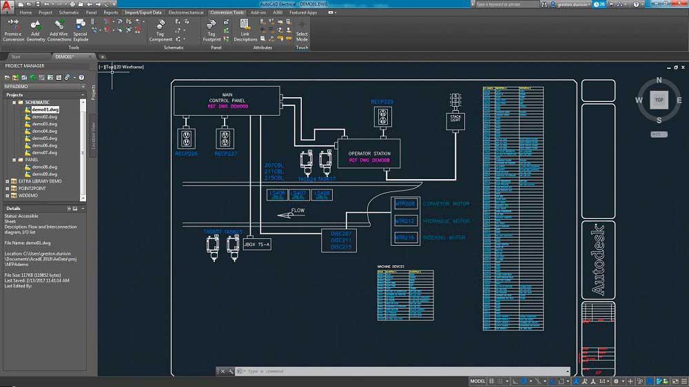 Autodesk-elektrisch