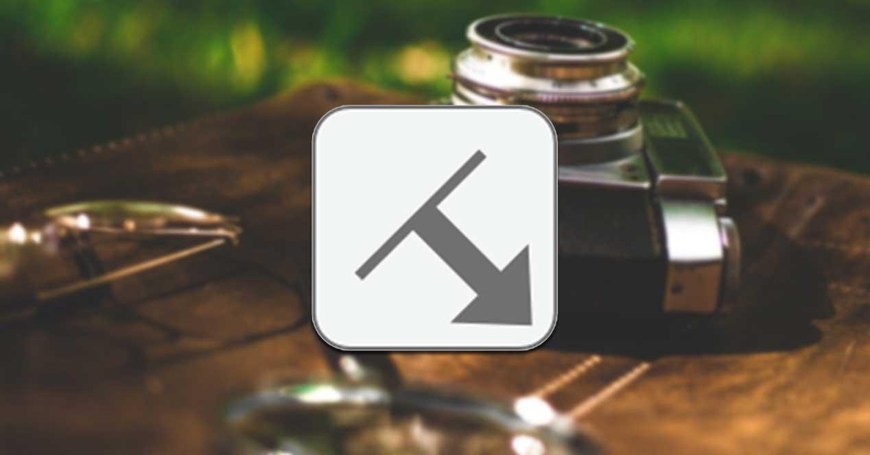 rEASYze, programa para editar y redimensionar imágenes por lotes