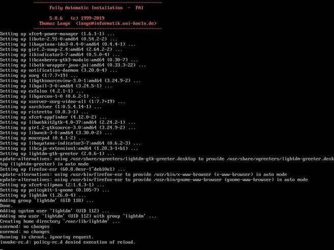 AutoTux - Instalación 3