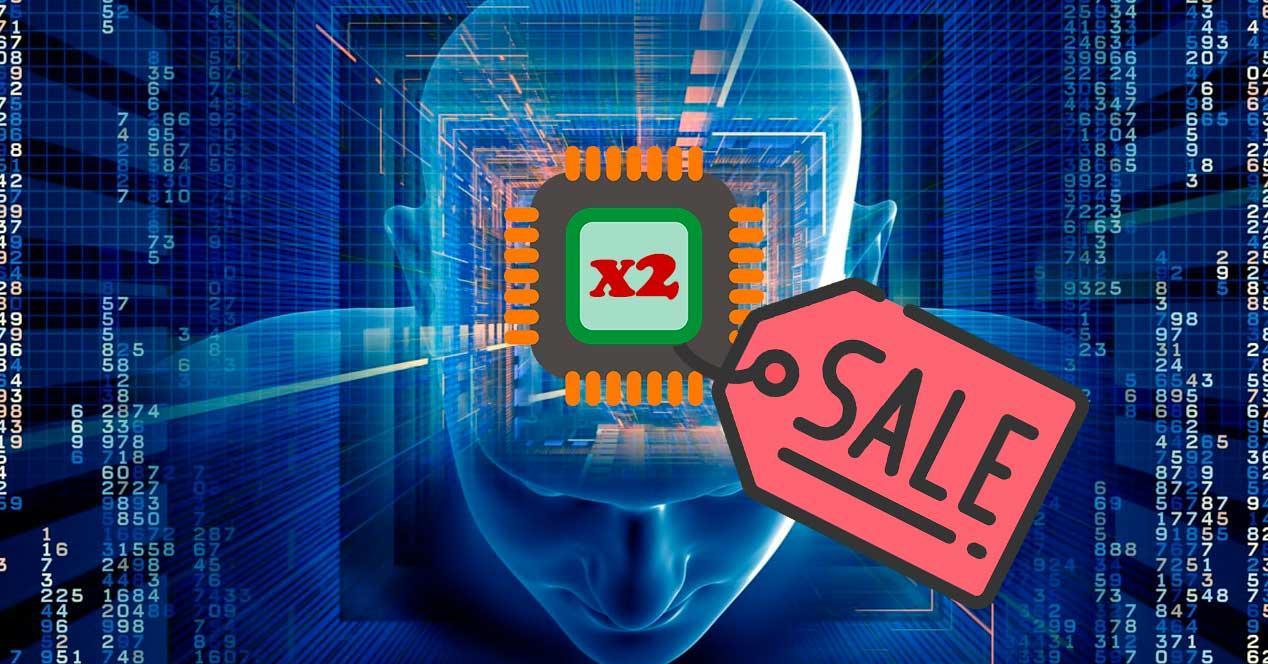 CPU rendimiento oferta