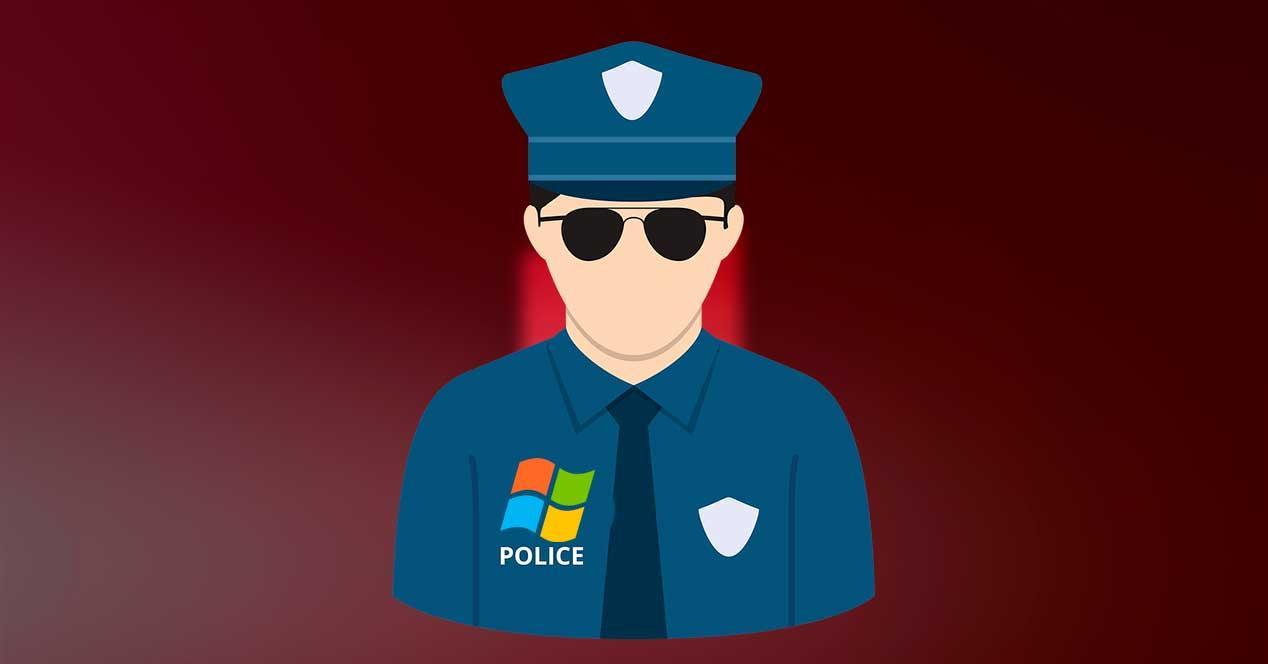 Censura Microsoft Windows
