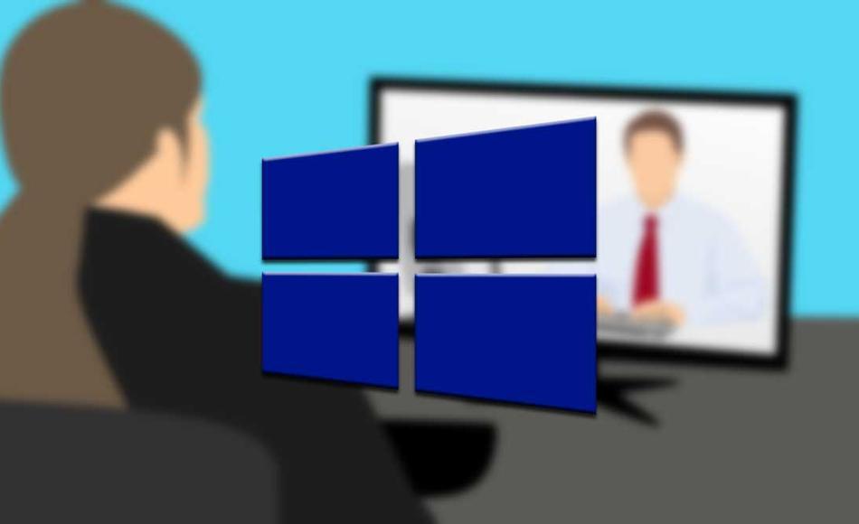 Escritorio remoto windows